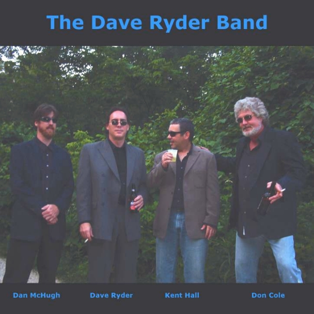 The Dave Ryder Band - Dan, Dave, Kent and Don