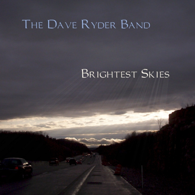 The Dave Ryder Band - Brightest Skies