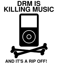 Just say no to DRM