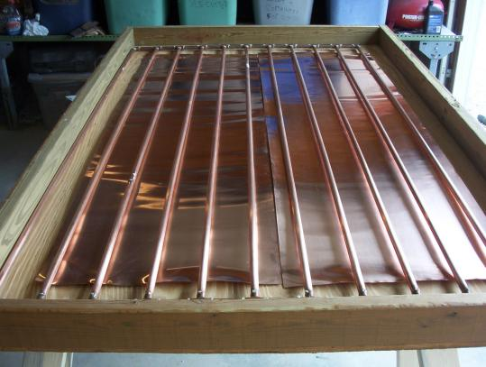 Do It Yourself Solar Swimming Pool Heater Official Dave