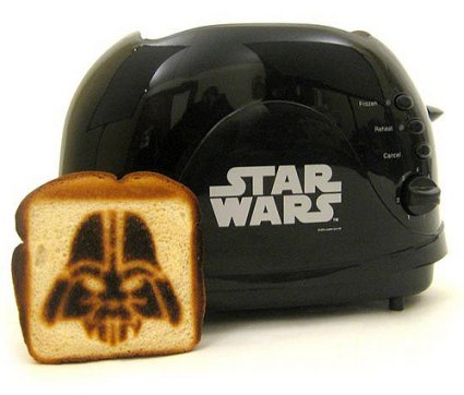 I find your lack of toast disturbing...